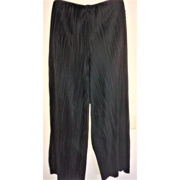 H&M spodnie eleganckie kuloty w prążki S 36
