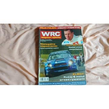 WRC Magazyn Rajdowy nr 21 9 maja 2003