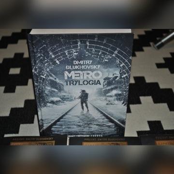 Zestaw Uniwersum METRO - wszystkie powieści