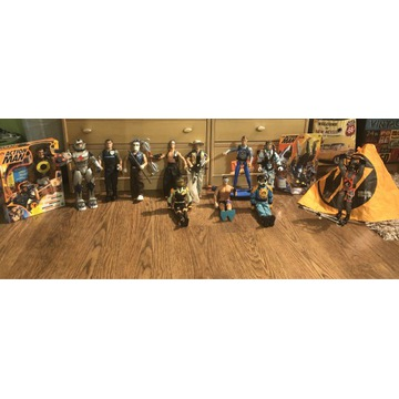 Kolekcja figurek Action Man Hasbro 2 zestawy nowe!