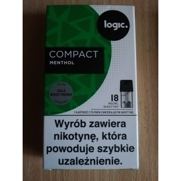 Kartridż do logic compact