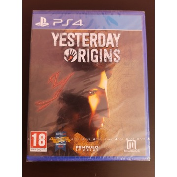 PS4 Gra Yesterday Origins