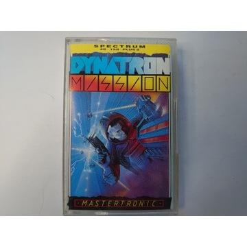 ZX SPECTRUM 28K/128K/+2 DYNATRON MISSION