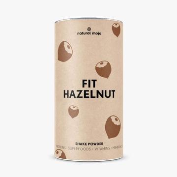 Natural Mojo Fit Hazelnut koktajl białkowy