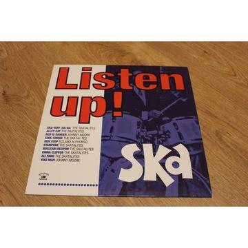 Listen Up! Ska LP