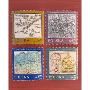 Fi 2696-2699 ** Pomniki Polskiej Kartografii