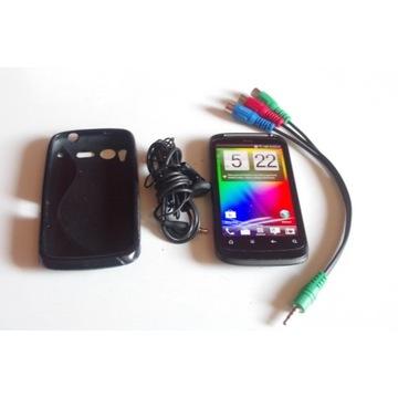 Zestaw 4 telefonów HTC NOKIA SONY