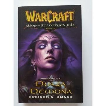 Warcraft Wojna starożytnych : Dusza Demona