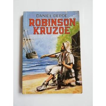 ROBINSON KRUZOE Daniel Defoe - Powieść przygodowa