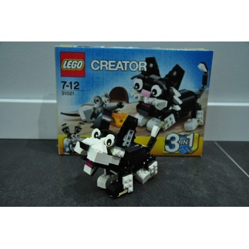 LEGO 31021 3w1