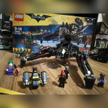 Lego 70908 the batman movie