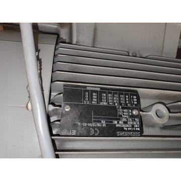 Silnik elektryczny Siemens 11 kilowatów