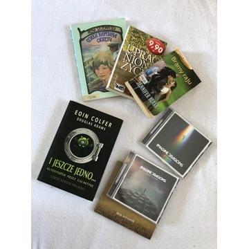 Książki i płyty