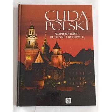 album Cuda Polski - najpiękniejsze budynki budowle