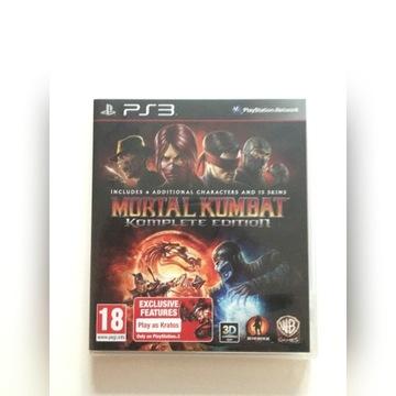 Mortal Kombat Komplete Edition PS3 - NOWA, POLECAM