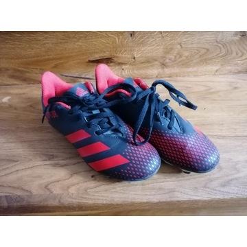 Buty adidas predator roz. 34 (korki)