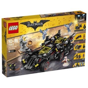 LEGO The Batman Movie Super Batmobil 70917