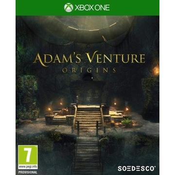 Adam's Venture Origins PL XBOX ONE KLUCZ KOD