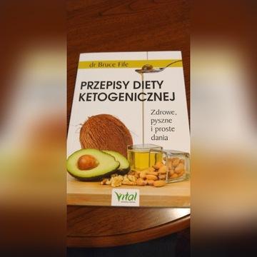 Przepisy diety ketogenicznej Bruce Fife