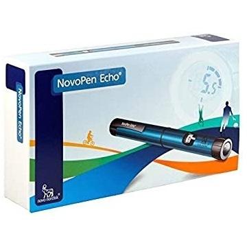 Pen Novopen Echo, novo nordisk, nowy