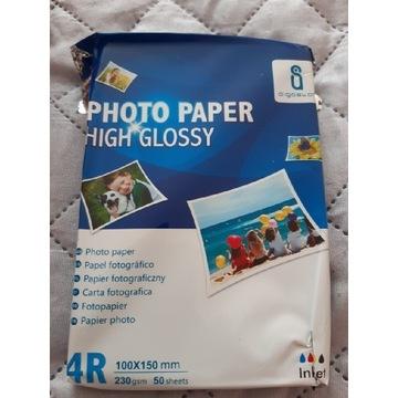Papier fotograficzny, 10 x 15