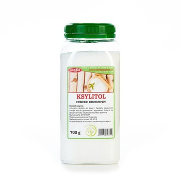 Ksylitol fiński – cukier brzozowy (700 g)