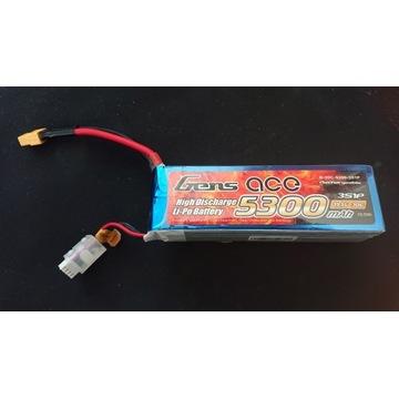Akumulator Gens Ace 5300mAh 11.1V 30C 3S1P XT60