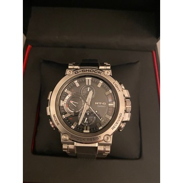 Casio G-Shock MTG B1000 1AER  METAL TWISTED