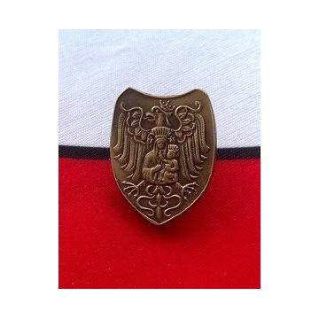 Ryngraf Patriotyczny miniaturka ORZEŁ wpinka