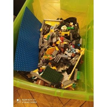 Lego bardzo duży miks9kg świątynia chi