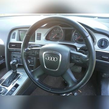 Audi A6 A4 A5 kierownica AirBag łopatki