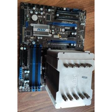 Zestaw Komputerowy Procesor i7 870 Płyta MSi