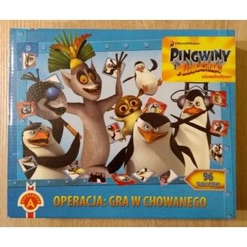 Pingwiny z Madagaskaru, operacja: gra w chowanego