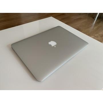 MacBook Air i5 8GB RAM SSD 128GB stan idealny