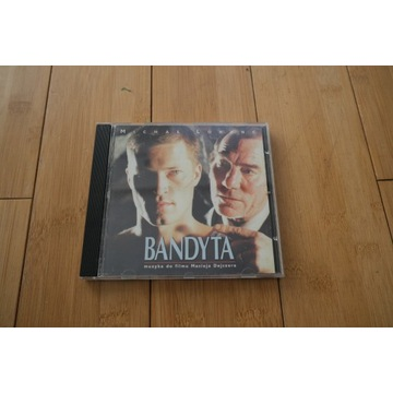 MICHAŁ LORENC Bandyta 1997 1 wydanie Unikat od 1zł