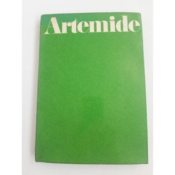 Katalog kultowej włoskiej marki Artemide z 1973 r.