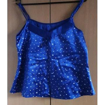 Satynowa piżama S