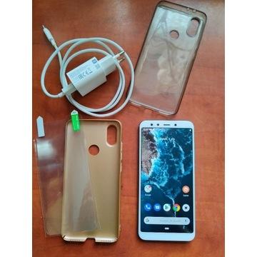 Xiaomi Mi A2 4GB / 64GB Blue + GRATISY!
