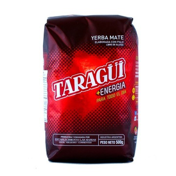 YERBA MATE TARAGUI ENERGIA