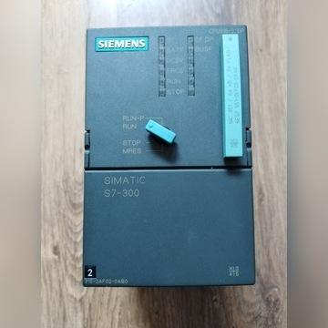 Sterownik siemens simatic s7 cpu315-2 DP