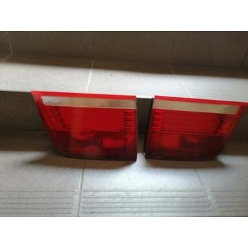 Sprzedam tylne lampy klapy bmw x5 e70