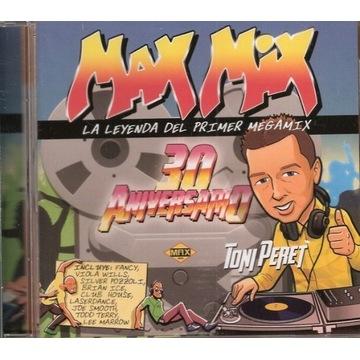 Max Mix 30 Aniversario (La Leyenda Del Primer)
