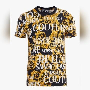 Versace oryginalna koszulka męska rozmiar S