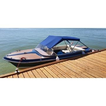 Jacht Motorowy Boesch - Retro 580
