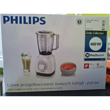 Philips ProBlend 4 blender nowy