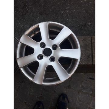 Felgi aluminiowe Ford Fiesta 6 1/2 J x 15H2 ET40