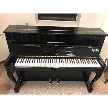 pianino niemieckiej firmy Sauter czarny połysk