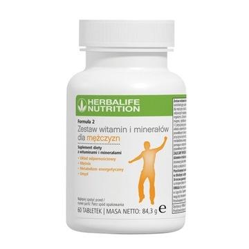 Herbalife zestaw witamin i minerałów dla mężczyzn