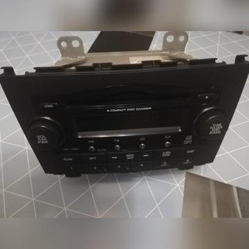 Radio Honda CRV III 2008 zmieniarka 5cd, mp3