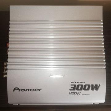 Wzmacniacz samochodowy Pioneer GM-X364